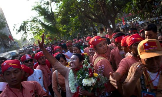 Burma to Get 159 Observers for Election