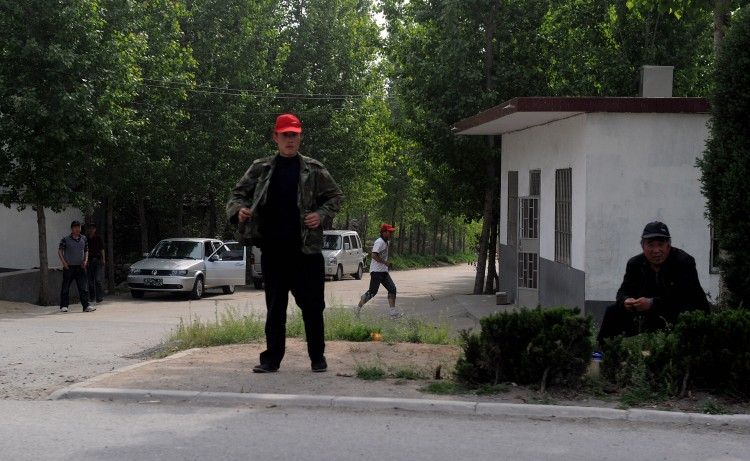 China's Security Chief Ordered Persecution of Blind Lawyer Chen Guangcheng