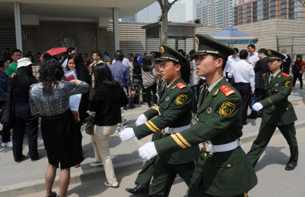 Petitioners Flock to US Embassy After Chen Guangcheng Escape