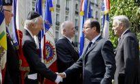 Hollande Acknowledges French Role in World War II Jewish Deportation