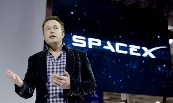 Tech Magnate Reveals Ultra Stylish Spacesuits by Hollywood Costume Designer