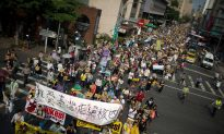 Taiwanese Protest Nuclear Power Plants