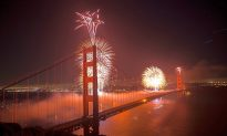 PHOTOS: 75-Year Anniversary of Golden Gate Bridge Goes off With a Bang
