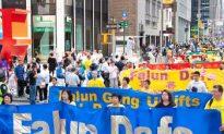 Thousands of Falun Gong Adherents Parade Through New York City (Photo Essay)