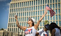 New Era in Ties Begins as Cuba Raises Flag at Embassy in US
