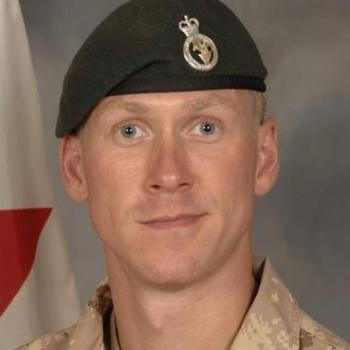 Canadian fallen soldier Lieutenant Andrew Richard Nuttall, slain Dec. 23, 2009, in Afghanistan. (Department of National Defence)