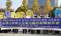 Protesters Highlight PRC Rights Abuses During World Summits