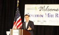Romney Campaigns in Home State of Michigan