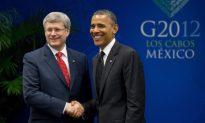 Canada Joins Trans-Pacific Partnership Talks