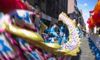 New York's Chinese New Year Parade Exposes Overseas Influence