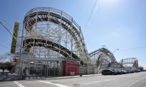 Coney Island Ready to Roll