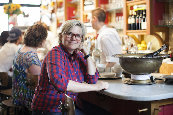 Chef Jody Williams. (Samira Bouaou/Epoch Times)