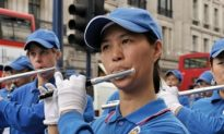 London Parade Marks Nine Years of Persecution in China