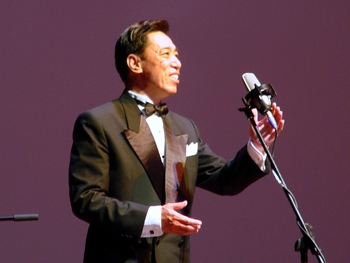 China's foremost tenor, Guan Guimin. (The  Epoch Times)