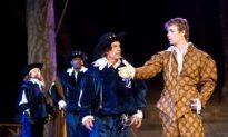 Theater Review: 'The Three Musketeers'