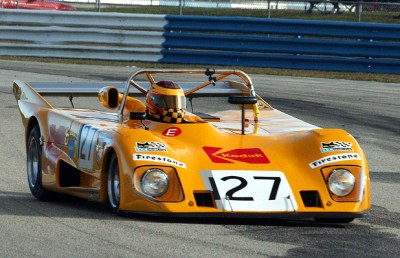 Cars like this 1972 Lola T290 kept the company solvent through the 70s. (James Fish/The Epoch Times)