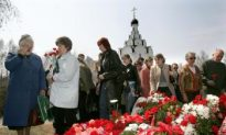 Ukraine Honors the Memory of the Victims of Chernobyl