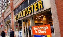 Blockbuster Reportedly Nearing Bankruptcy