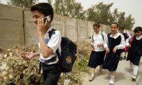 Cell Phones Five Times More Dangerous for Kids