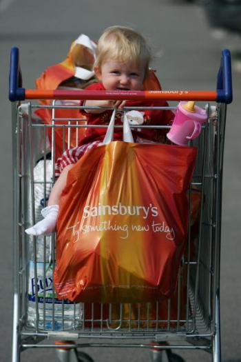 Record Supermarket Food Price Discounts Halt Inflation