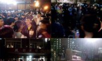 Massive Fight Breaks Out at China Foxconn Plant