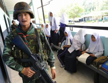 Teachers Are 'Soft Targets' in Thailand Insurgency