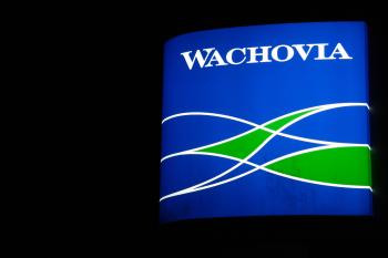 Wachovia In Talks With Suitors