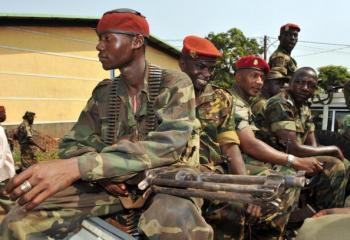 Legitamacy of Guinea's Military Junta