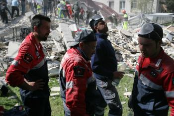 Italy Death Toll More Than 150 After Major Quake