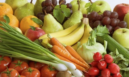 Eat Your Fruits and Vegetables