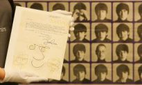 Late Lennon Letter Arrives After 34 Years