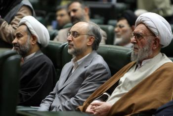 Iran Says It's Ready For New Nuclear Talks
