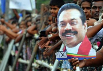 In a Clash of Former Allies, Sri Lanka President Wins Election