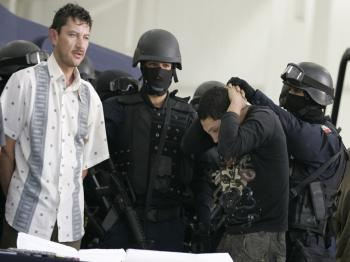 Body Armor for Journalists in NW Mexico