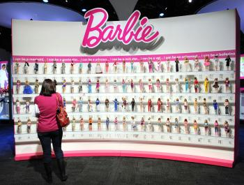 Mattel Swings to Profit on Barbie Sales