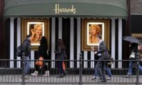 U.K. Retail Sales Surge to Highest Levels Since 2008
