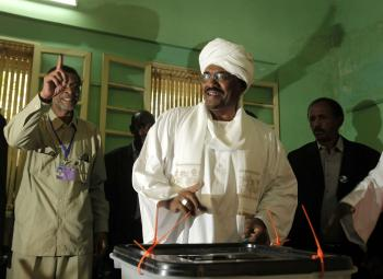 Sudanese Elections Fraught With Irregularities