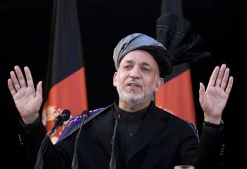 Support for Afghan Government Low