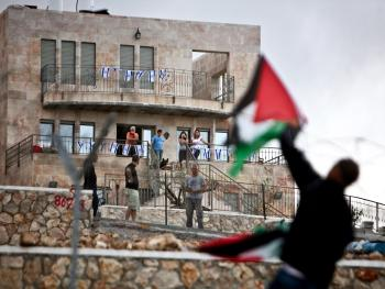 Palestinians Losing Faith in Obama, Poll Finds