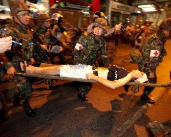 Bangkok Bombs Kill 3, Injure 75