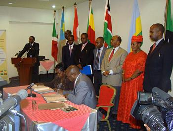 Egypt and Sudan Say No to Nile Basin Agreement
