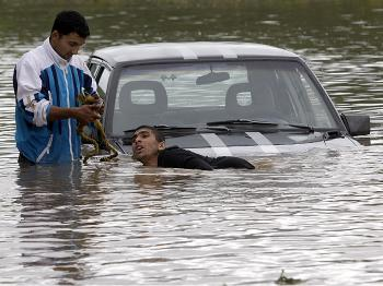 Four Die in Floods Across Central Europe