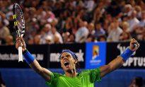 Nadal Bests Federer in Four Sets at Australian Open