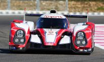 Toyota Enters FIA World Endurance Championship