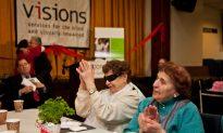 Visually Impaired Seniors Celebrate New Center