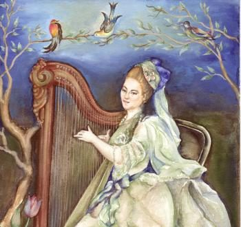 A Reading of an Extract From 'A Song for Saint Cecilia's Day' by John Dryden