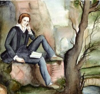 A Reading of 'On a Poet's Lips I Slept' by Percy Shelley