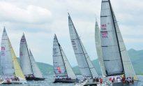 Yachting:'Tembin' Fails to Impact Final Race