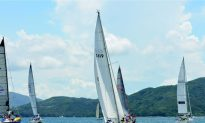'The Wind Was Great' for the Island Test
