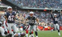 Patriots Beat Bills for 10th Straight Time